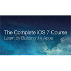The Complete iOS 7 Course – Learn by Building 14 Apps for Mac & PC – 75% Off