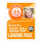 The Keys to a 'Stop 'em & Grab 'em' Landing PageDiscount