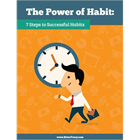 The Power of Habit - 7 Steps to Successful HabitsDiscount