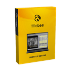 titlebee subtitling software (PC) Discount