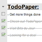 TodoPaperDiscount Download Coupon Code