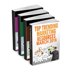Top Trending Marketing Resources for March 2016 (Mac & PC) Discount
