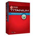 Trend Micro Titanium Maximum Security (PC) Discount