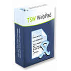 TSW WebPad.NET (PC) Discount Download Coupon Code
