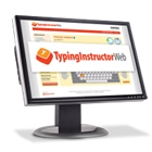 Typing Instructor Web Annual Subscription (Mac & PC) Discount