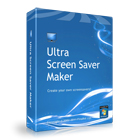 Ultra Screen Saver Maker (PC) Discount