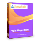 Vole Magic Note Professional Edition and Server School Professional Edition 12 months (30 PCs) (PC) Discount