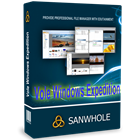 Infografik: Vole Windows Expedition Ultimate Edition for PC