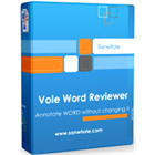 Vole Word Reviewer Profession Edition (PC) Discount