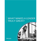 What Makes a Leader Truly Great? (PC) Discount