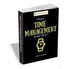 What's Time Management Really About? (Mac & PC) Discount