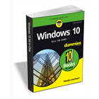 Windows 10 All-In-One For Dummies, 2nd Edition ($19 Value) FREE For a Limited Time (Mac & PC) Discount