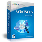 WinISO Standard 6 (1 year upgrades & support) (PC) Discount Download Coupon Code