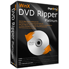 WinX DVD Ripper Platinum (PC) Discount
