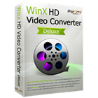 WinX HD Video Converter Deluxe (Mac & PC) Discount