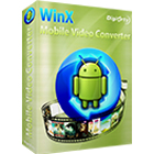 WinX Mobile Video Converter (PC) Discount Download Coupon Code