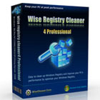 Wise Registry Cleaner 4 Professional (PC) Discount Download Coupon Code