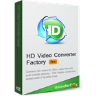 WonderFox HD Video Converter Factory Pro (PC) Discount