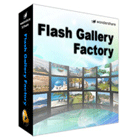 Wondershare Flash Gallery Factory (PC) Discount