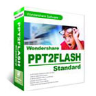 Wondershare PPT2Flash Standard (PC) Discount