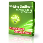 Writing Outliner for MS WordDiscount