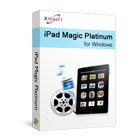 Xilisoft iPad Magic Platinum (PC) Discount Download Coupon Code