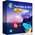 DVDFab YouTube to MP3 (PC) Discount