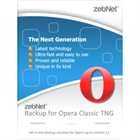 zebNet Backup for Opera Classic TNG (PC) Discount