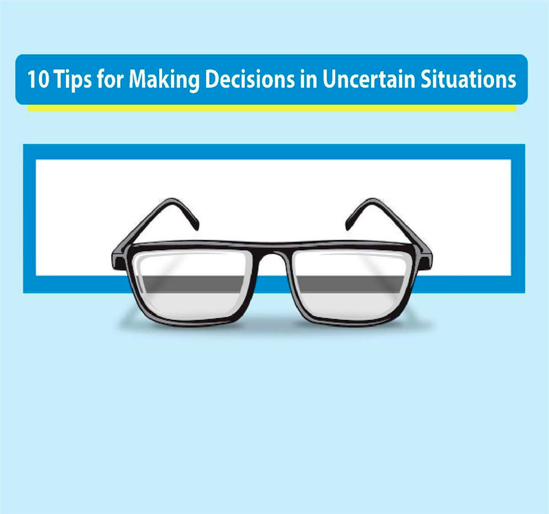 10 Tips for Making Decisions in Uncertain Situations Screenshot