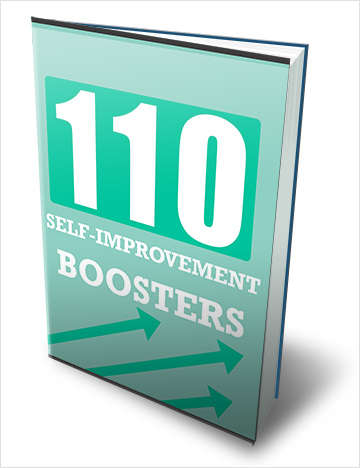 110 Self Improvement Boosters! Screenshot