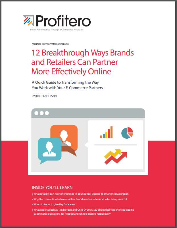 12 Breakthrough Ways Brands and Retailers Can Partner More Effectively Online Screenshot