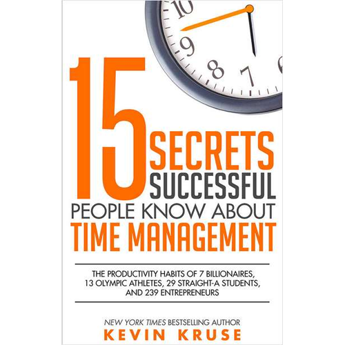 15 Secrets Successful People Know About Time Management -- Summarized by GetAbstract (Book Summary) Screenshot