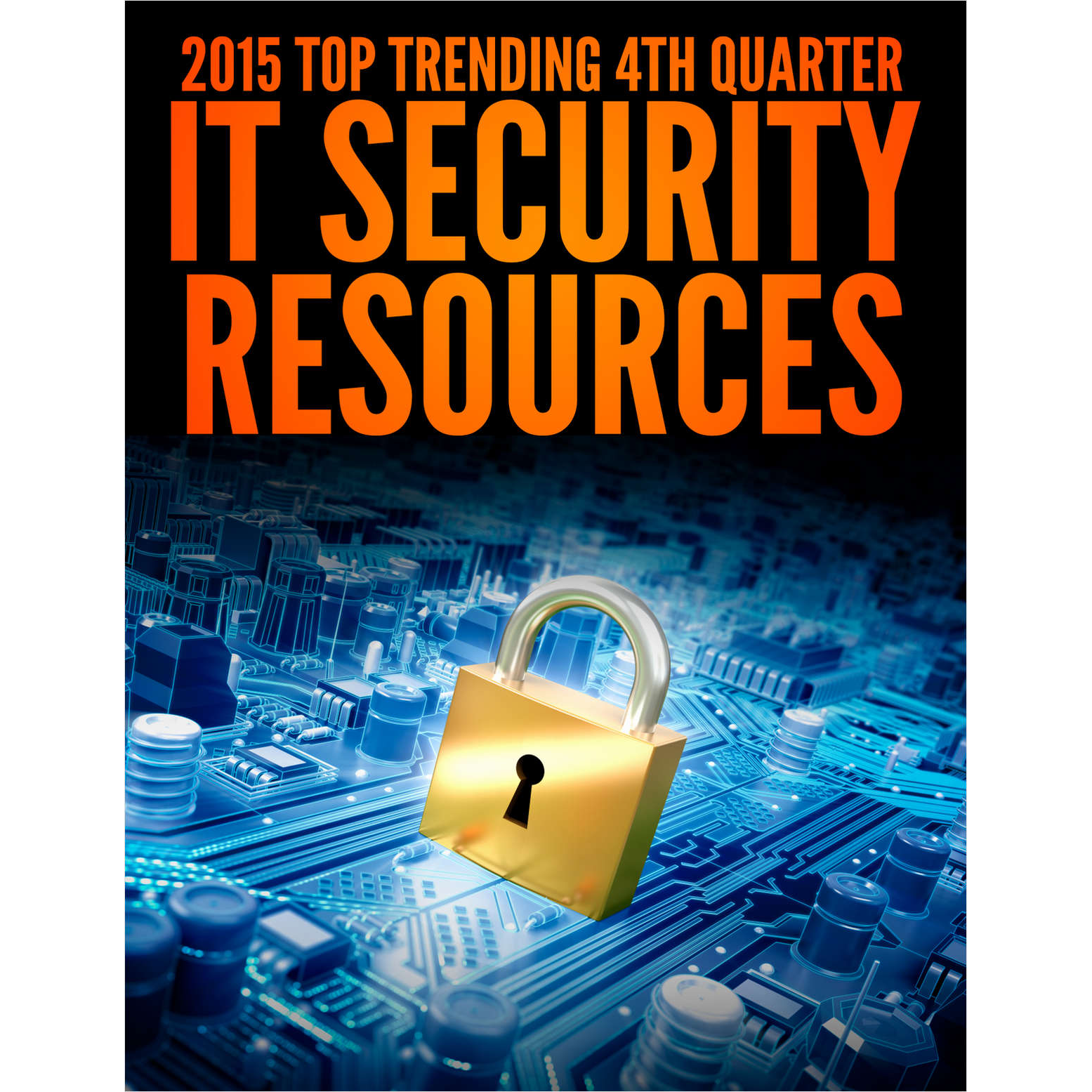 2015 Top Trending 4th Quarter IT Security Resources Screenshot
