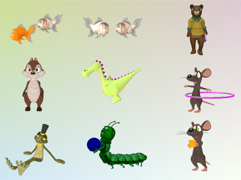 3d Character Design Software Download : D character megapack animation software off for pc