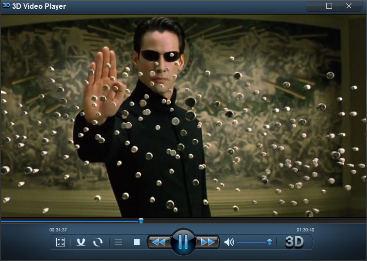 Video Player Software Screenshot