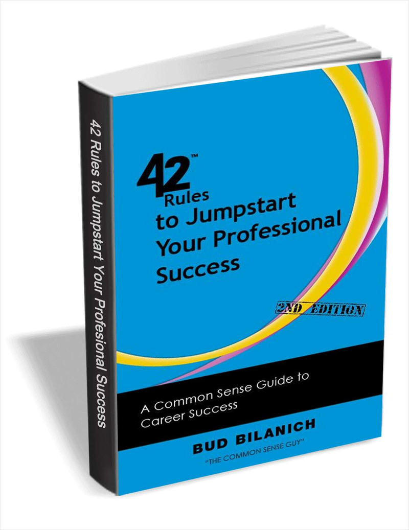 42 Rules to Jump Start Your Professional Success (Valued at $14.95) FREE! Screenshot