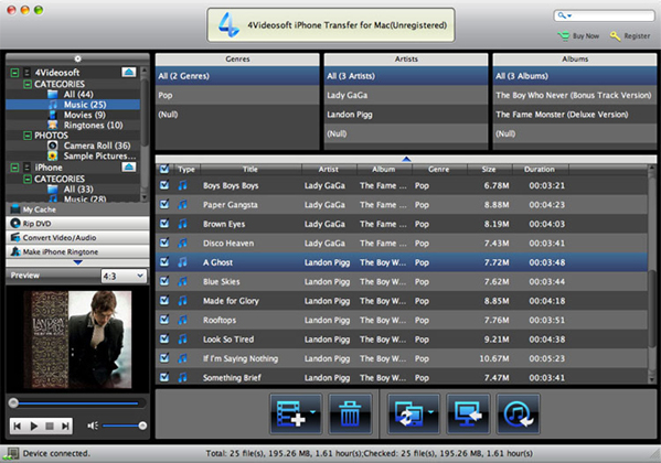 Video Software, 4Videosoft Blu-ray Converter 7 Screenshot