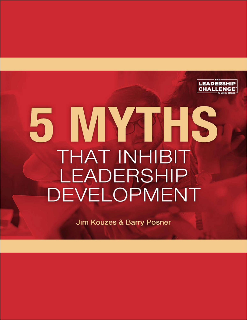 5 Myths That Inhibit Leadership Development Screenshot