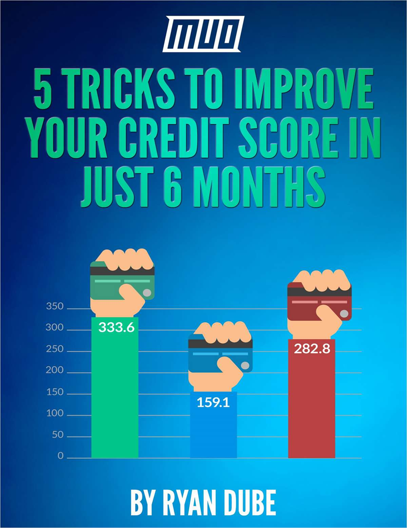 5 Tricks to Improve Your Credit Score in Just 6 Months Screenshot