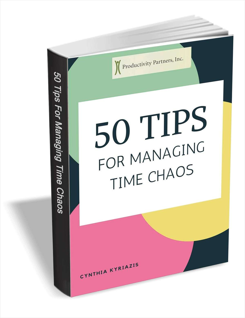50 Tips for Managing Time Chaos Screenshot