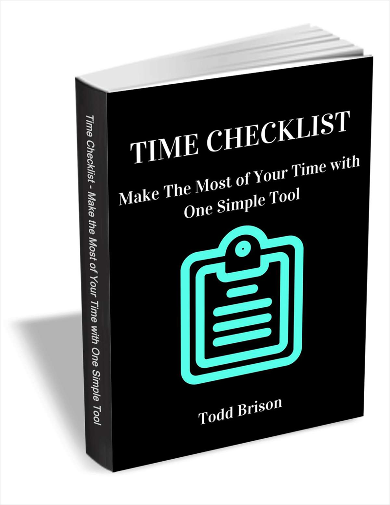 Time Checklist - Make the Most of Your Time with One Simple Tool Screenshot
