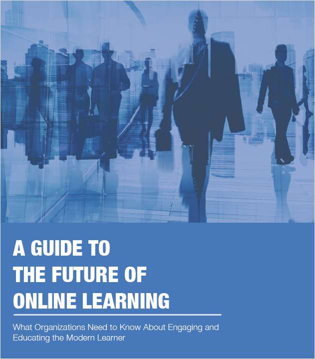 A Guide to the Future of Online Learning (White Paper) Screenshot