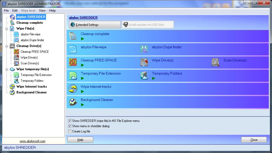 abylon ENTERPRISE Screenshot 9