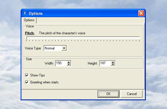 Ace Buddy, Text to Speech Software Screenshot