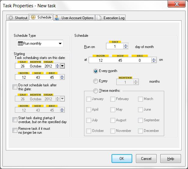 Descargar gratis advanced task scheduler regalo 06 for Pc in regalo gratis