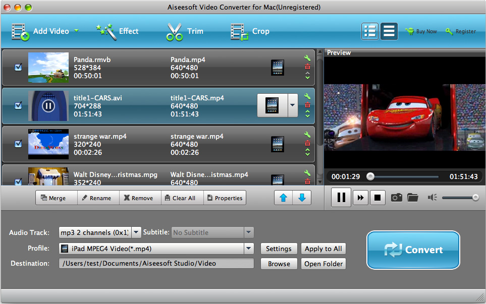 Aiseesoft Total Video Converter 9.2.62 Features