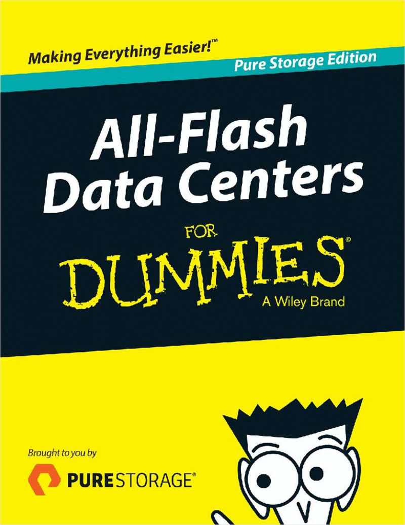 All-Flash Data Centers for Dummies Screenshot