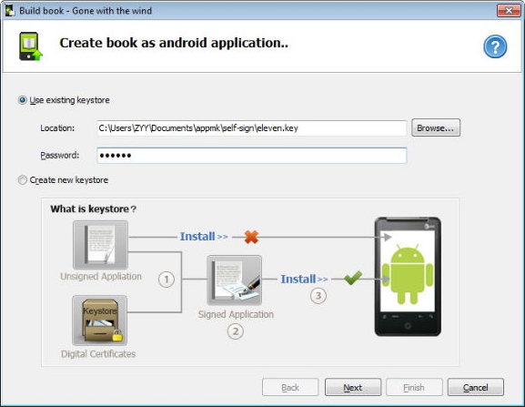 Android Book/Magazine App Maker Bundle, Development Software, Development Tools Software Screenshot