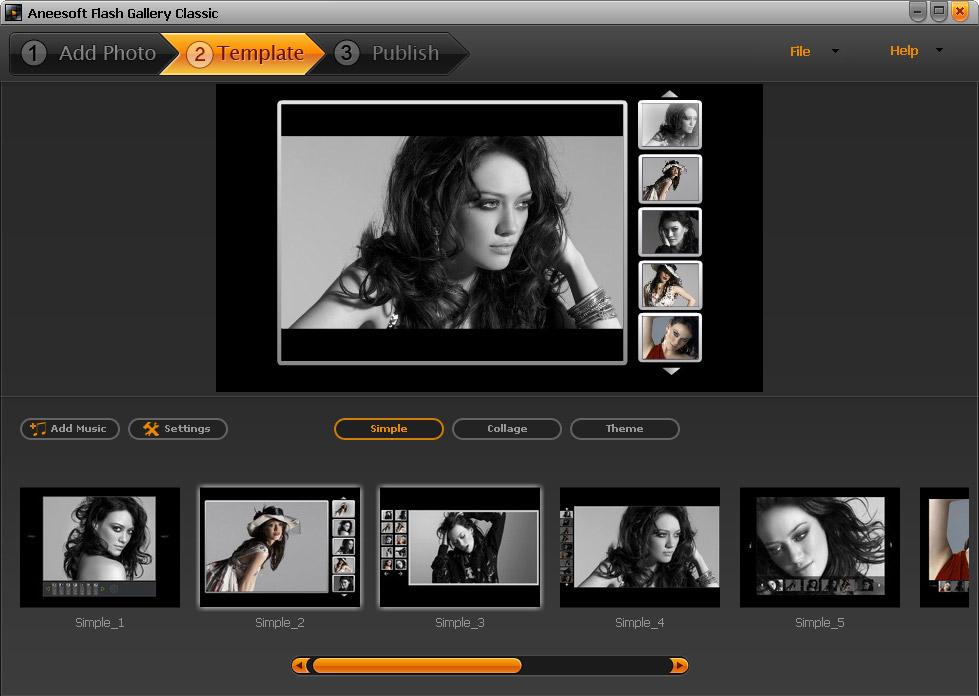 Download Photo Slideshow Creator - Movavi