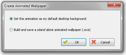 Wallpaper Software Screenshot